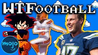 Dragon Ball Z Celebrations? Top 10 Stories from NFL Week 4 - WTFootball