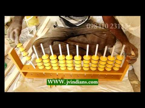 6 Rod Teacher Abacus