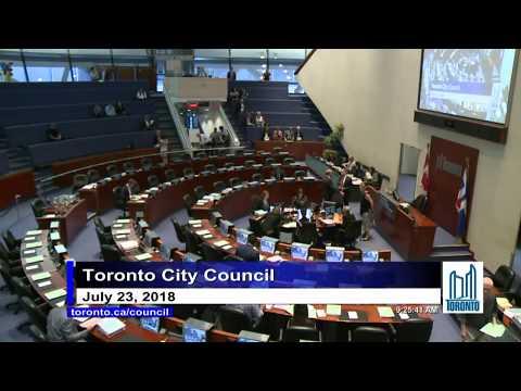 Les élus de Toronto réagissent à la fusillade