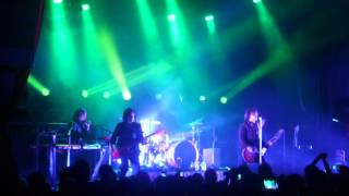 EUROPE - NO STONE UNTURNED (LIVE IN PARIS, FRANCE 2012)