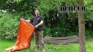 Survival Biwaksäcke - die leichten Rettungssäcke für den Notfall (Teil 3 unserer Biwaksack-Reihe)