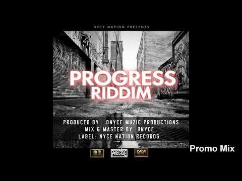 Progress Riddim Mix (Full  Sept 2018) Feat. K-Lion  Freddy  Prince Swanny  Dontay  Chennet D Man.