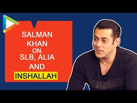 "EXCLUSIVE:""Inshallah will come on EID 2020"": Salman Khan"