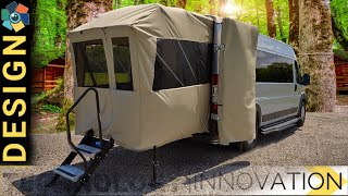 10 Versatile and Customized Off-Road Camper Vans for 2020 and Beyond