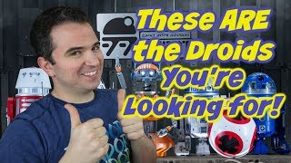 Why the Droids at Star Wars Galaxy's Edge are going to be Epic!