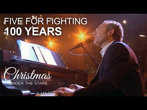LIVE: 100 Years | Five For Fighting | Christmas Under The Stars On BYUtv