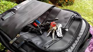 Samsonite Cityvibe 2.0 backpack - Gadget Explained Extended Unboxing