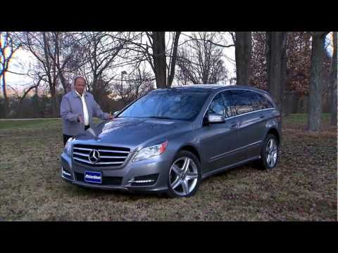 Road Test: 2011 Mercedes-Benz R-Class