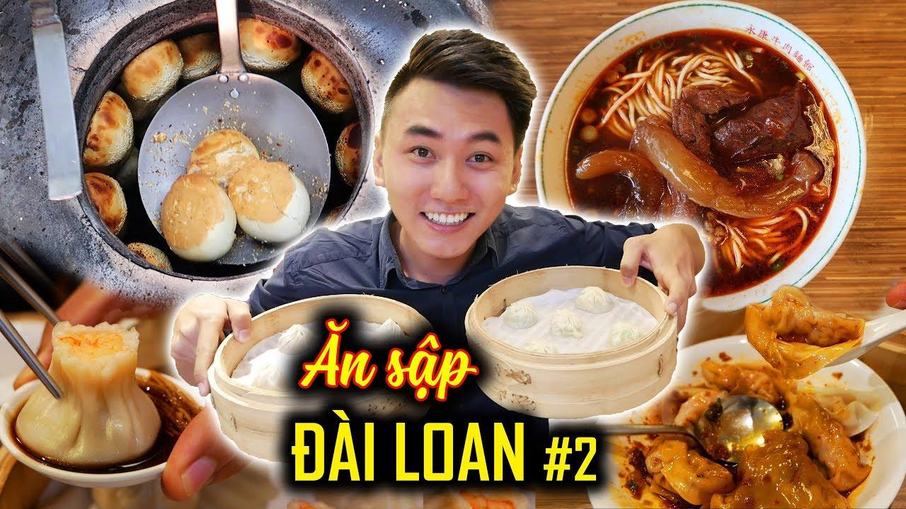 Ăn Sập Đài Loan #2: MÓN ĂN VUA CÀN LONG SAY MÊ? Du lịch ẩm thực thumbnail