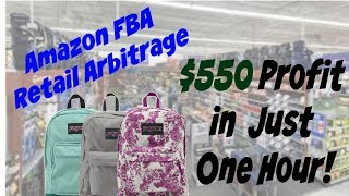 Academy Sports Retail Arbitrage- Over $550 Profit at Just One Store!!