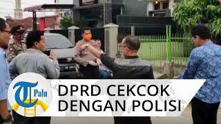 Viral Video Anggota DPRD Medan Marahi Polisi di Rumah Duka PDP Corona, Jenazah Tak Boleh Disalatkan