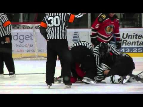 Etienne Brodeur vs William Lacasse