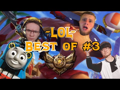 Best of #3 - On impressionne le grand Faker !