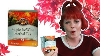 Irish People Try Canadian Maple Tea