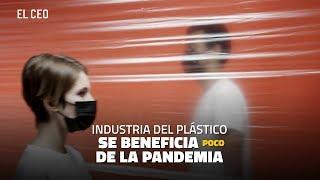 Industria del plástico se beneficia poco de la pandemia