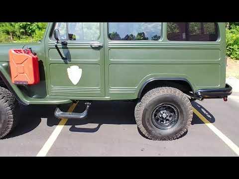 Video of '58 Wagon - QCTJ
