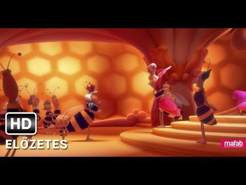 Maja, a méhecske - A mézcsata online