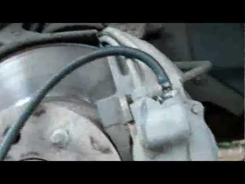 Тормоза с ABS: как прокачать правильно своими руками
