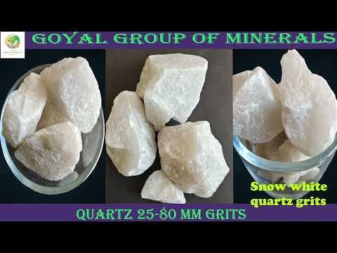 Quartz Stone Above 25mm
