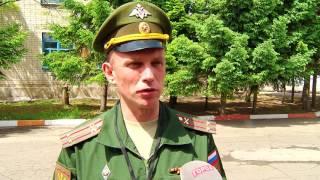 За буднями курсантов ДВОКУ понаблюдали военные со всей страны