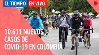 Coronavirus En Colombia: 10.611 Casos Nuevos Y 302 Fallecidos
