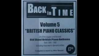 Back In Time   British Piano Classics [Old Skool Mix]