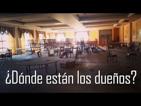 Los DUEÑOS DE ESTE HOTEL ABANDONADO DESAPARECIERON - Lugares Abandonados y URBEX