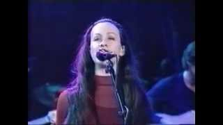 Alanis Morissette - Thank U & Unsent - Rosie O'Donnell TV Performance [01-14-1999]