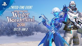 Overwatch - Seasonal Event: Winter Wonderland 2018 | PS4