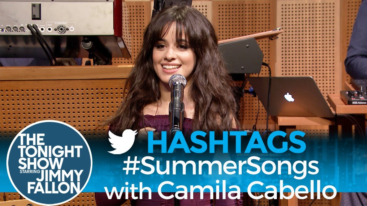 Hashtags: #SummerSongs with Camila Cabello thumbnail