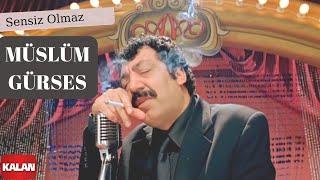 Müslüm Gürses - Sensiz Olmaz [ Official Music Video © 2004 Kalan Müzik ]