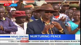 Turkana, Pokot residents mark three years of peace