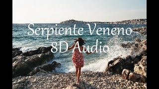 Kidd Keo ft. Ele A El Dominio - Serpiente Veneno (8D AUDIO)