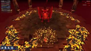 Как я убил дракона в Fight the dragon