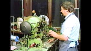 Schoenfabriek Ligtvoet Moergestel, midden jaren '80