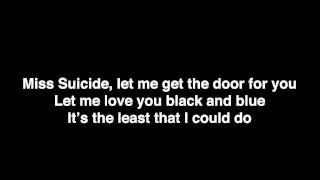 Children Of Bodom - Pussyfoot Miss Suicide HD (With Lyrics)