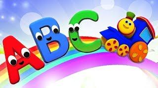 bob tàu | bảng chữ cái phiêu lưu | học video | Bob Train | Alphabet Adventure | Learn ABC With Bob