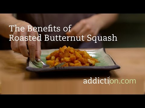 Benefits of Roasted Butternut Squash