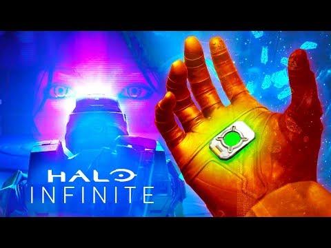 MASSIVE STORY CLUE in Halo Infinite E3 Trailer + CHIEF'S NEW AI