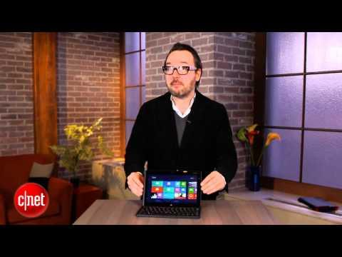 Lenovo ThinkPad Tablet 2 has a great design