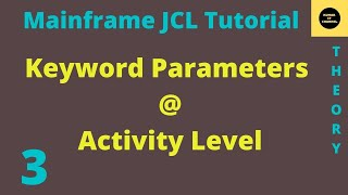 Mainframe JCL Tutorial Part 3