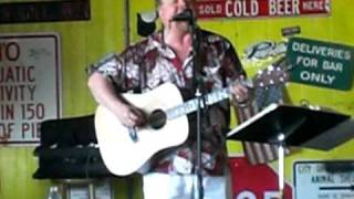 """H.B. Beverly """"Its A Big Old Goofy World""""played at the Hot Fish Club in Murrells Inlet SC"""
