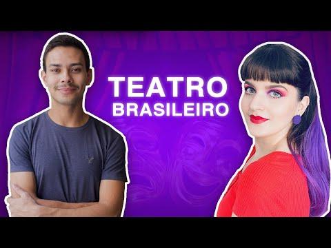 5 INDICAÇÕES DE PEÇAS DO TEATRO BRASILEIRO - COM JOÃO VICTOR SILVA