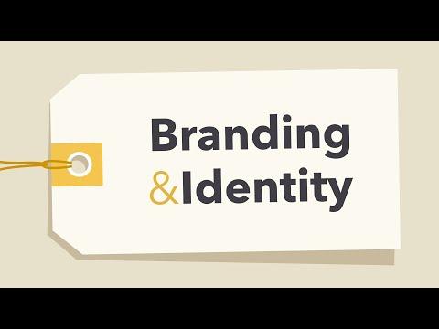 Beginning Graphic Design: Branding & Identity