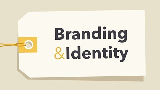 Beginning Graphic Design: Branding & Identity