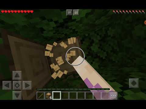 Robert cox surviving in Minecraft episode1