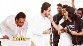 Aamir Khan's 52nd BIRTHigh Quality Mp3AY 2017 Celebrations Mp3 High Quality Mp3