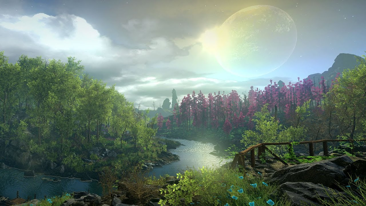Eastshade Is A Beautiful Indie Game About 'Taking' Paintings Like Photos