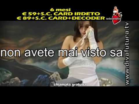 Download link youtube spot diva - Diva futura in tv ...