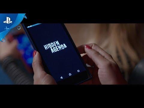 PlayLink - Hidden Agenda Launch Trailer   PS4 thumbnail
